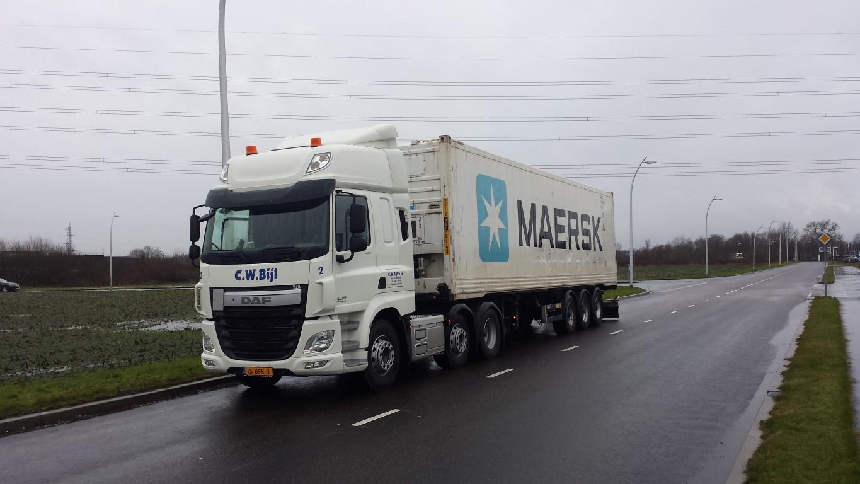 Transportbedrijf Bijl Container transport