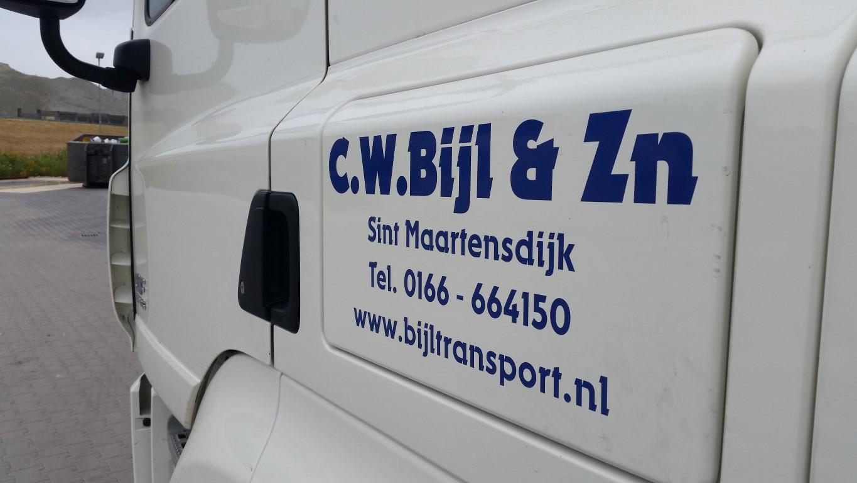 Transportbedrijf Bijl Sint Maartensdijk
